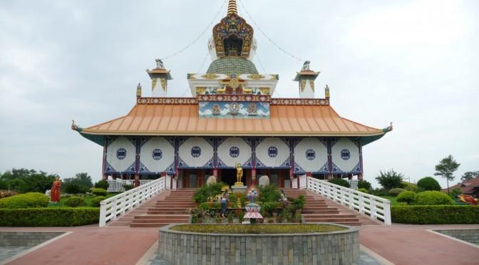 Lumbini in Nepal