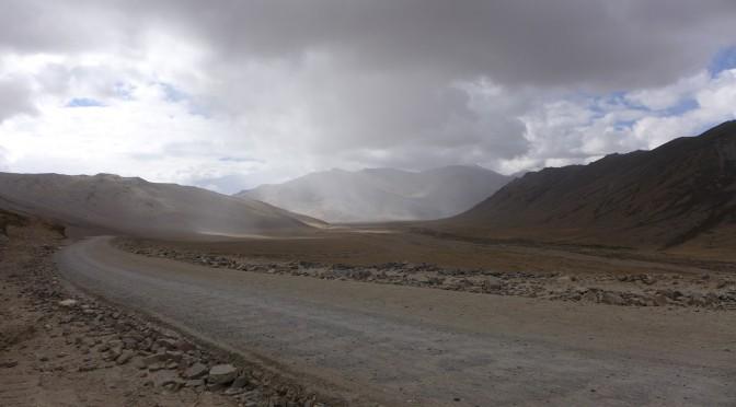 Reisen von Srinagar nach Leh