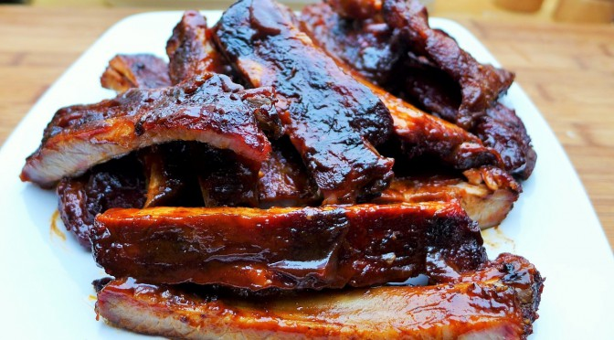 Rezept: Vadders gude Schälrippen ausm Ofen